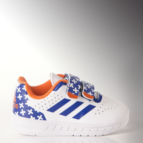 adidas - Zapatillas DE TRAINING Quicksport Cloudfoam Ftwr White/Collegiate Royal/Energy H68411