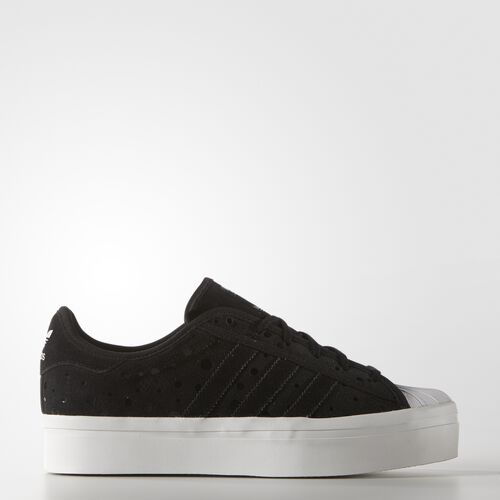 adidas - Women's Superstar Rize Shoes Core Black/Core Black/White S77406