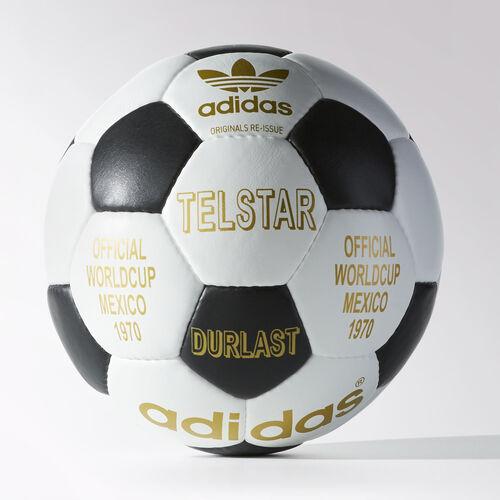 adidas - Telstar Soccer Ball White / Black / Metallic Gold F89026