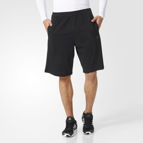 adidas - Men's Climacool Aeroknit Shorts Black AY4426