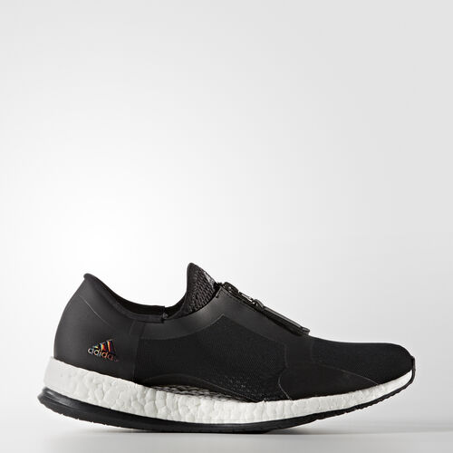 adidas - Pure Boost X TR Zip Core Black/Footwear White BB1579