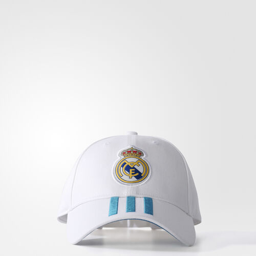 adidas - REAL 3S CAP WHITE/VIVID TEAL S13 BR7157