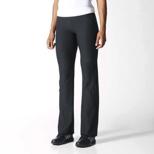 adidas - Femmes Slim Workout Pants Black D89530