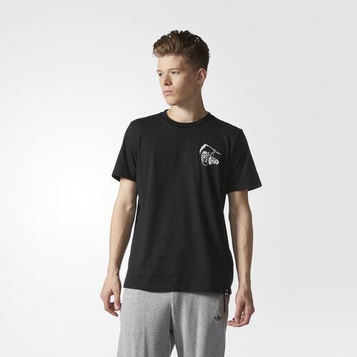 adidas - MEKA REAPER TEE Black/White BJ8686
