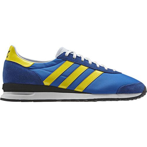 adidas - Hommes Marathon 85 Bluebird / Collegiate Royal / Vivid Yellow G96864