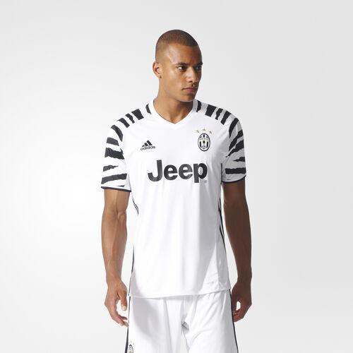 adidas - Juventus Replica Third Jersey White  /  Black AP8906