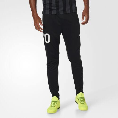 adidas - PANTALÓN DE FÚTBOL TANIP TRG Black/White AZ9705