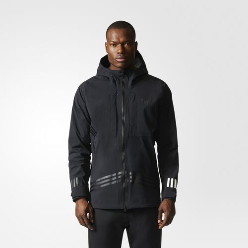 Men's White Mountaineering Shell Jacket Adidas