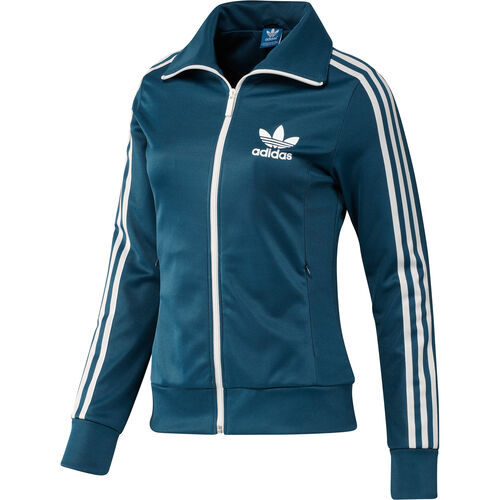 adidas - Women's Europa Track Top Tribe Blue F78289
