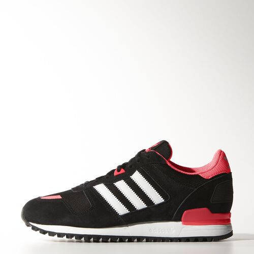 adidas - Femmes ZX 700 Shoes Core Black/Ftwr White/Flash Red S15 M19412