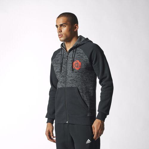 adidas - Hommes Rose Chisel Hoodie Dark Grey Heather Solid Grey M37843