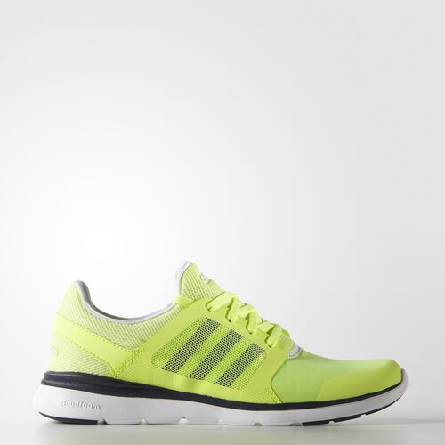 adidas - Cloudfoam Xpression Shoes Frozen Yellow  /  Collegiate Navy  /  Running White Ftw F99573