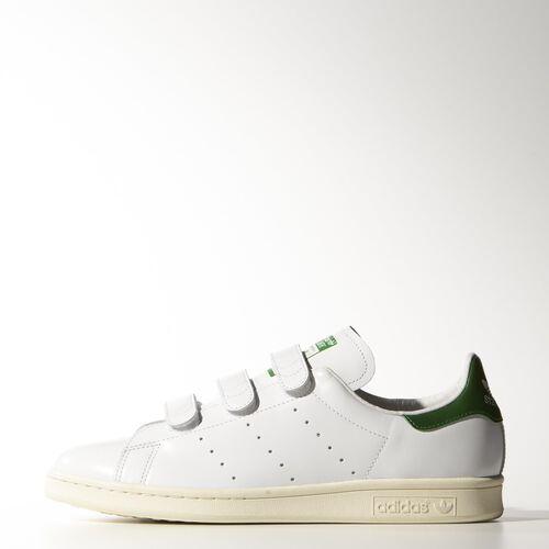 adidas - Men's Nigo Stan Smith Shoes Ftwr White/Ftwr White/Green B26000