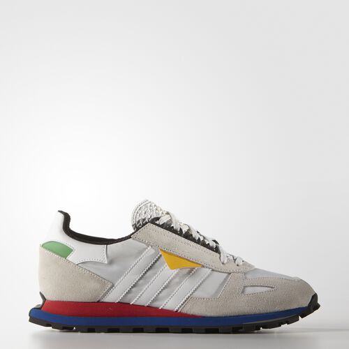 adidas - Men's adidas Racing 1 Prototype Shoes Vintage White/Lush Red S79171