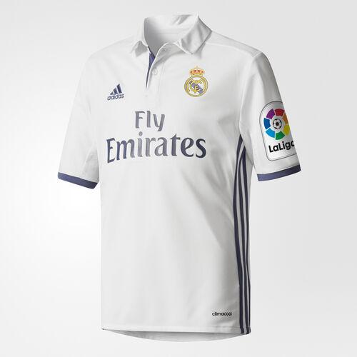adidas - Camisa Real Madrid 1 Crystal White/Crystal White/ White AI5189