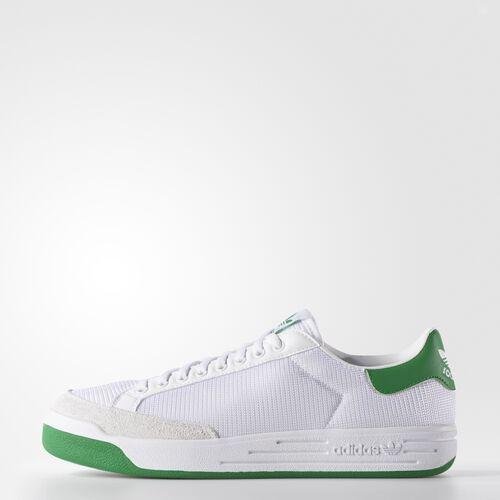 adidas - Men's Rod Laver Shoes Running White / Running White / Fairway G99863