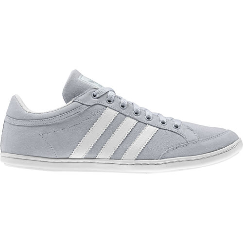 adidas - Men's Plimcana Clean Low Shoes Clear Grey / Clear Grey / White Down G95517