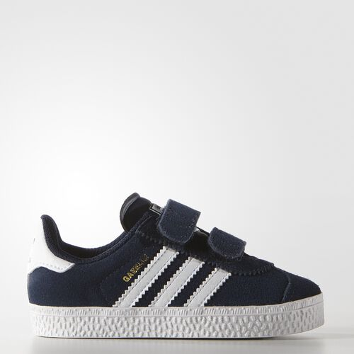 adidas - Bebes Gazelle 2.0 CF Shoes Collegiate Navy/White B24642