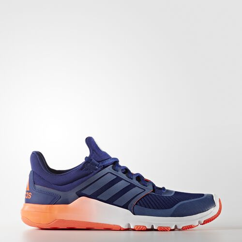 adidas - Men's adipure 360.3 Shoes Unity Ink/Unity Ink/Solar Red AQ6135