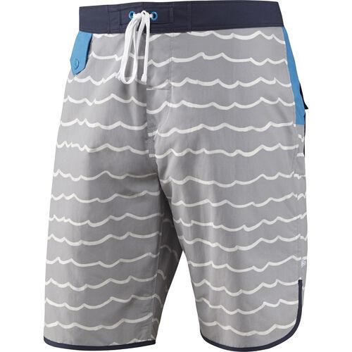 adidas - Hommes Gonz Board Shorts Mid Grey D86451
