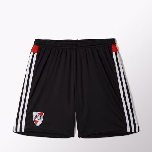 adidas - Shorts de fútbol River Plate Black / White / Red S12303