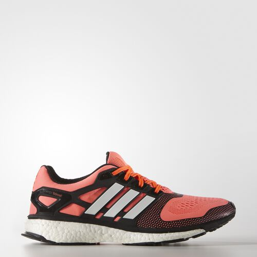 adidas - Hommes Energy Boost ESM Shoes Solar Red / White / Core Black M29752