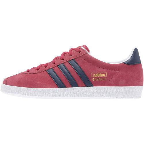 adidas - Femmes Gazelle OG Shoes Blaze Pink / Running White / St Dark Slate G95609