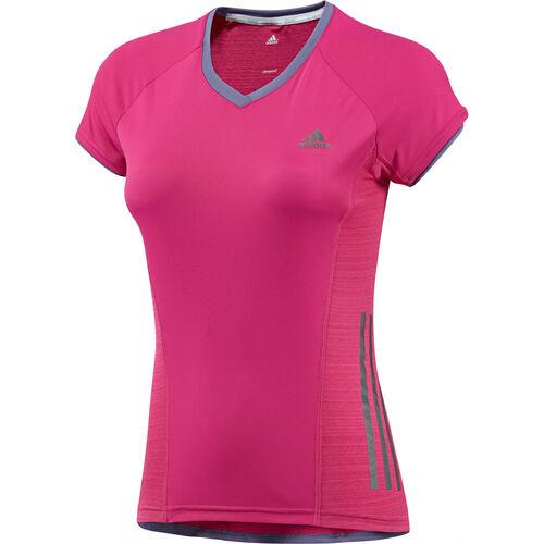 adidas - Femmes Supernova Short Sleeve Tee Blast Pink G86905