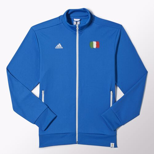 adidas - Men's Italy Track Jacket Air Force Blue G77805