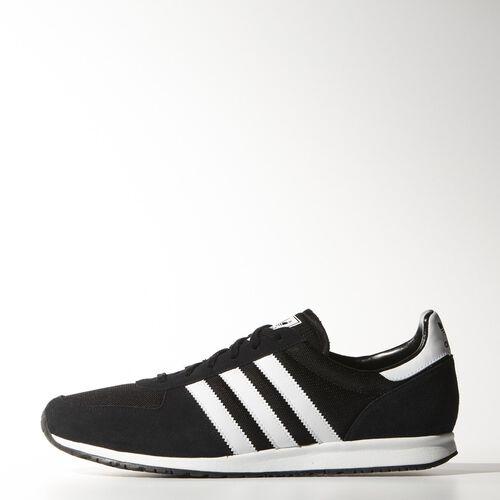 adidas - Hommes Adistar Racer Shoes Black / White V22769