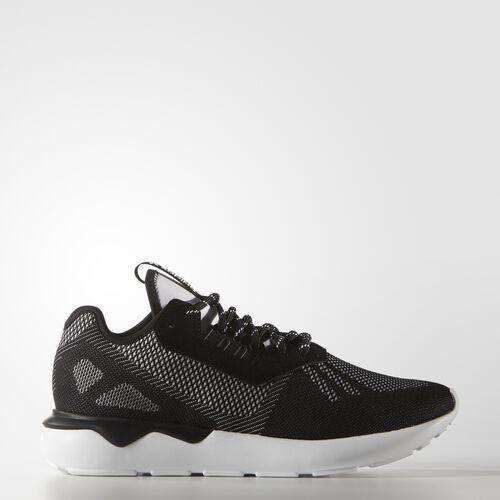 adidas - Men's Tubular Runner Weave Shoes Core Black/White S74813