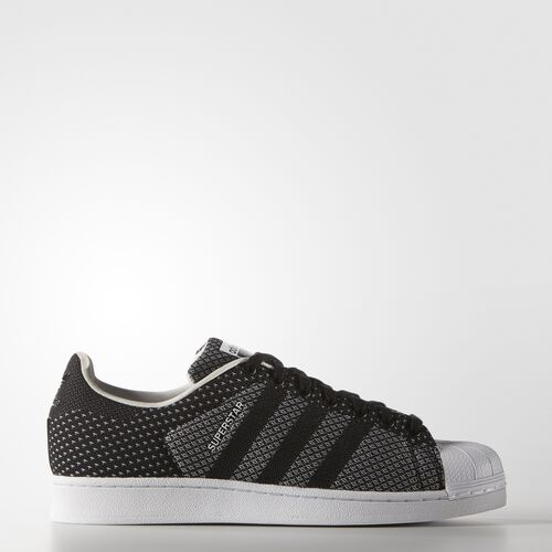adidas - Hommes Superstar Weave Shoes Core Black/White S75177