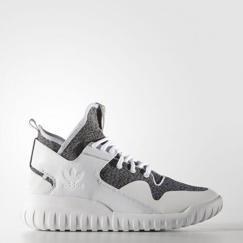 adidas - Men's Tubular X Shoes White/Solid Grey S74928