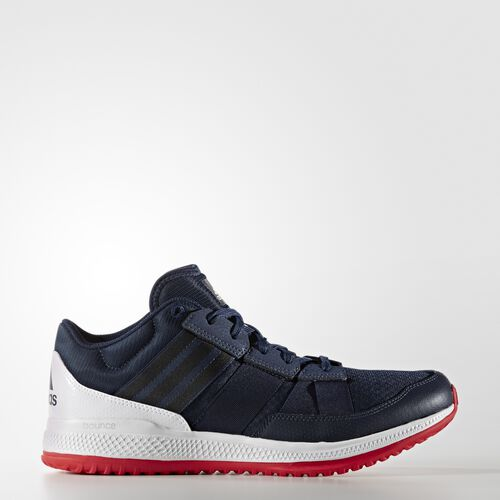 adidas - Hommes ZG Bounce Trainer Shoes Collegiate Navy / Core Black / Ray Red F16 AQ6240