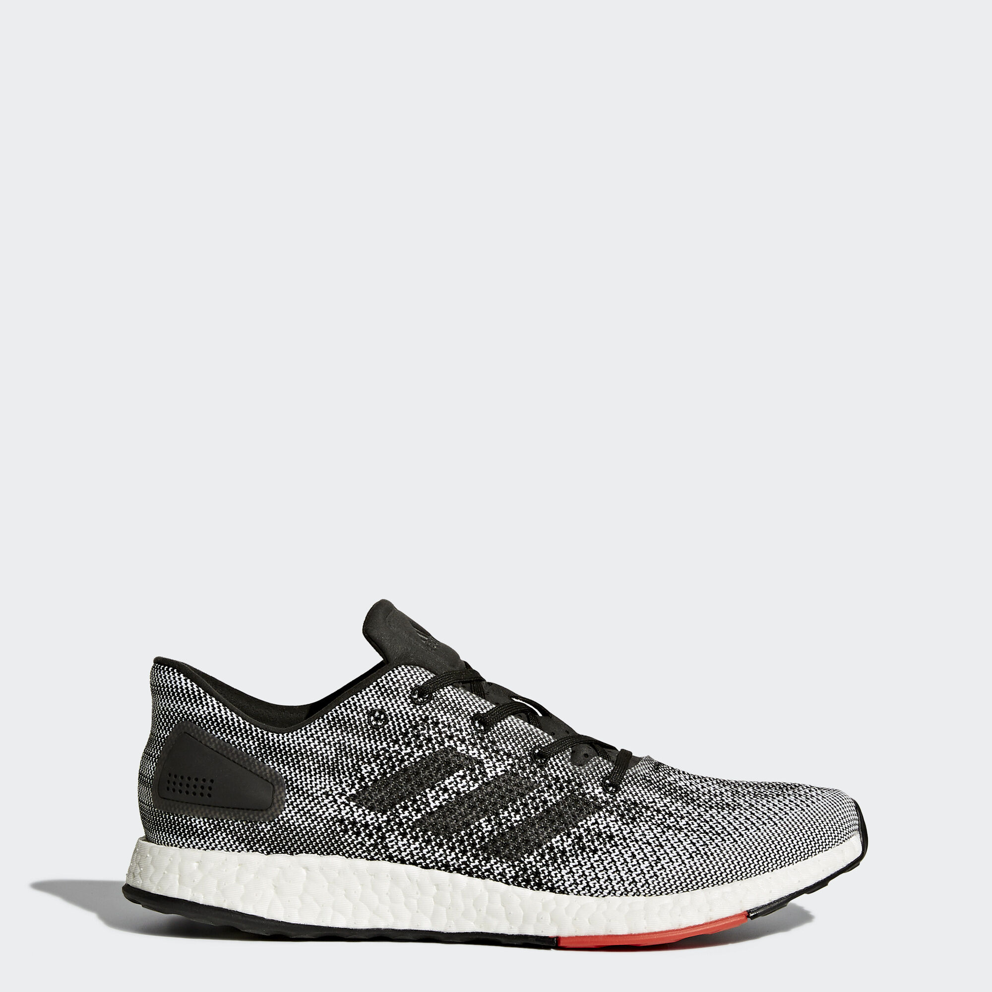 adidas long shoes black