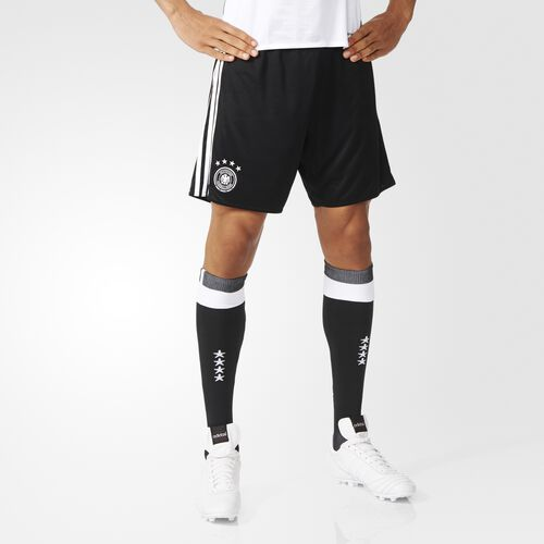 adidas - UEFA EURO 2016 Germany Home Replica Player Shorts Black AA0143
