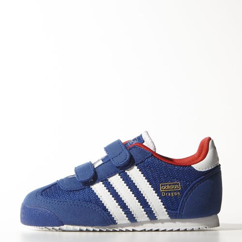 adidas - Infants Dragon Shoes Collegiate Royal / Ftwr White / Red M17091
