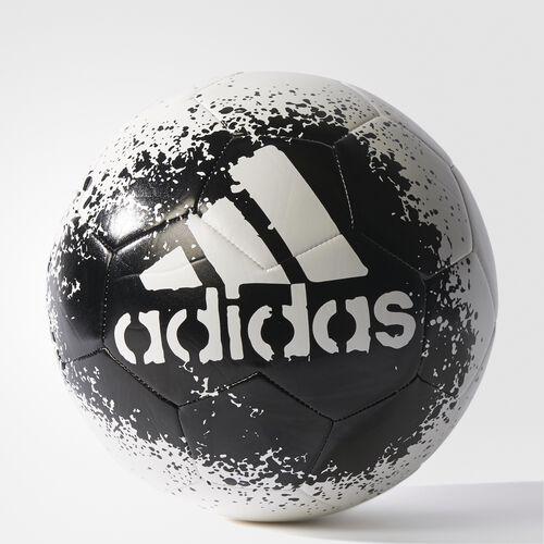 adidas - Men's X Glider 2 Soccer Ball White/Black/Gold Met. B48011