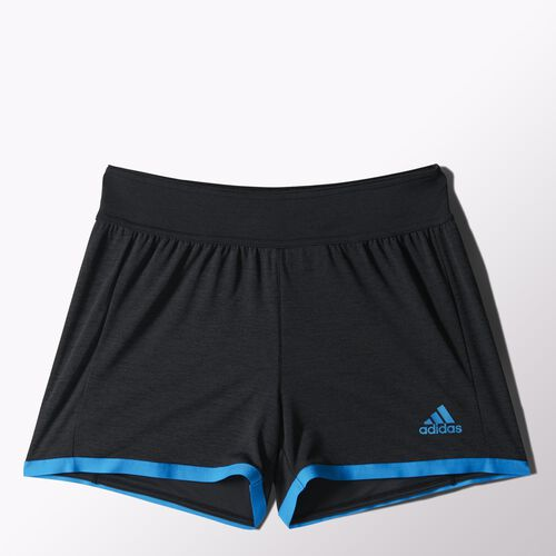 adidas - Youth Climachill Shorts Chill Black Mel/Chill Blue S86750