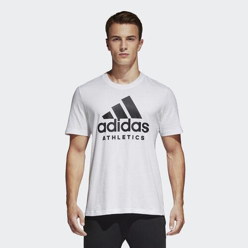adidas - SID BRANDED TEE WHITE BK3715