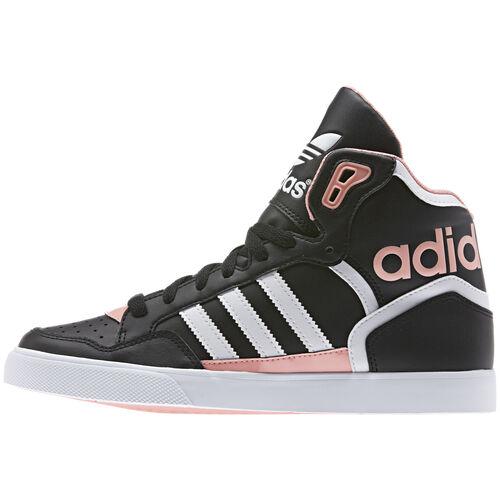 adidas - Femmes Extaball Shoes Black / Running White / St Fade Rose D65377