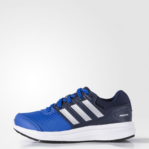 adidas - Enfants Response Mesh Shoes Collegiate Navy / Silver Met. / Blue B24341