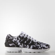 Adidas Zx Flux Mujer Negras
