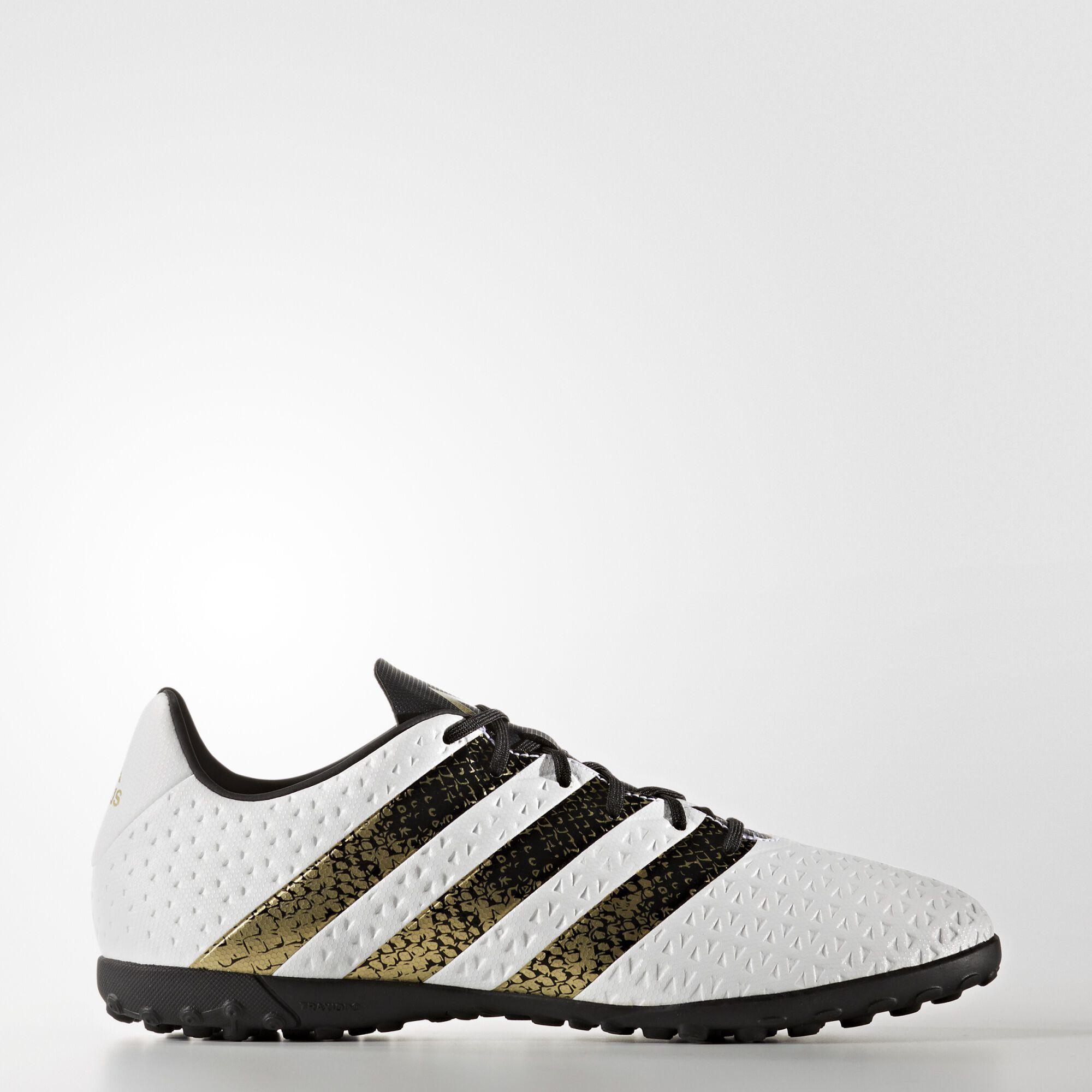 Zapatos Futbol Adidas Blancos