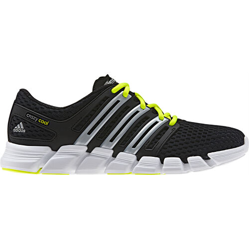 adidas - Men's Crazycool Shoes Black / Electricity / Metallic Silver Q21521