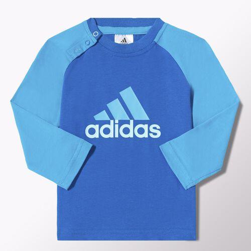 adidas - Kids Essentials Tee Blue Beauty / Solar Blue M64773