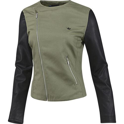adidas - Femmes Dots Jacket St Tent Green / Black F78329