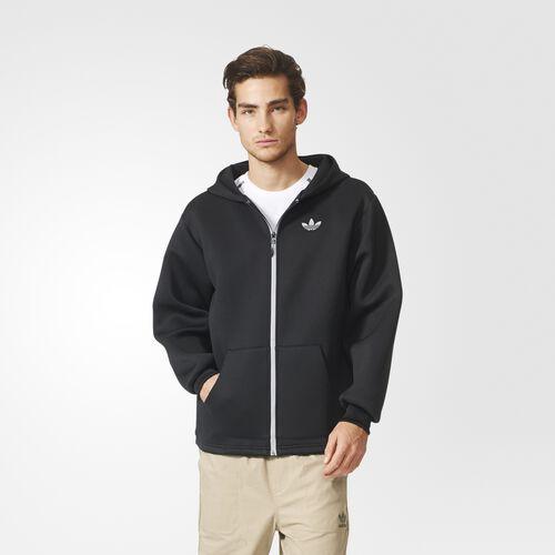 adidas - Men's Neoprene Hoodie Black AB7831