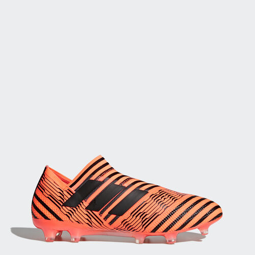 adidas - Nemeziz 17+ 360 Agility Firm Ground Cleats Solar Orange  /  Core Black  /  Core Black BB3679