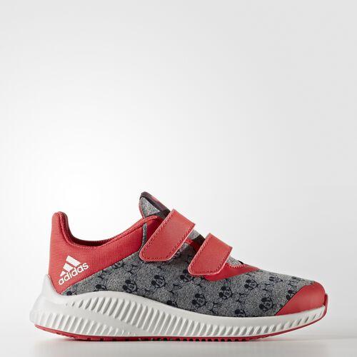 adidas - Disney M&M FortaRun CF C Medium Grey Heather/Ftwr White/Core Pink BA9910
